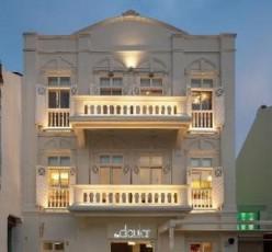 The Daulat Hotel