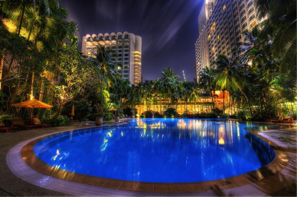 Shangri La Hotel Singapore Singapore