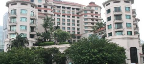 Swissotel Merchant Court Hotel